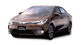 Toyota Altis 1.8