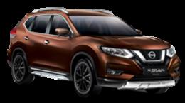 Nissan X-Trail 2.5